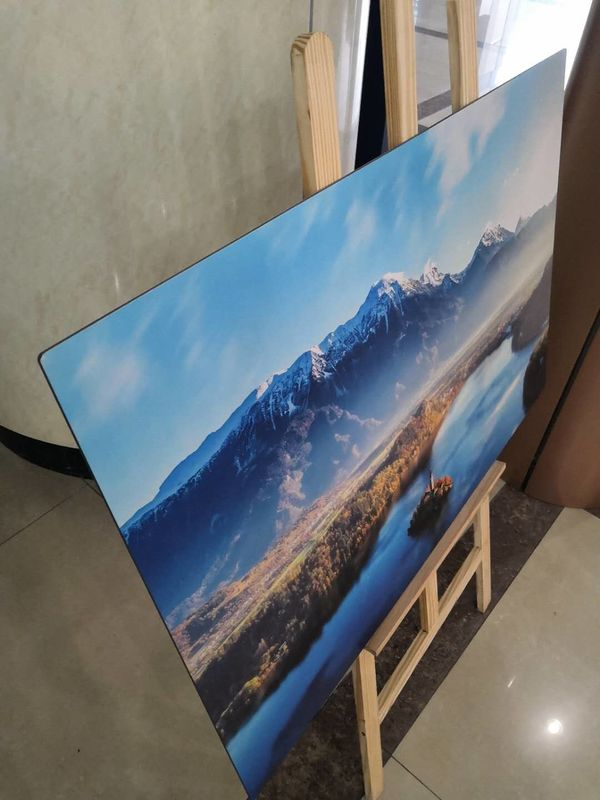 UV Printing ACM Customized Aluminum Composite Material For Advertising